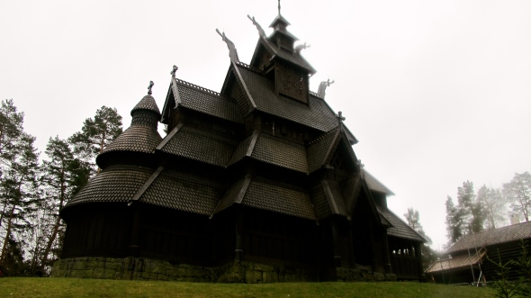 Gol Stav Church, 1212