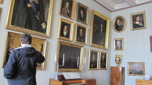 Kronborg Interior Paintings
