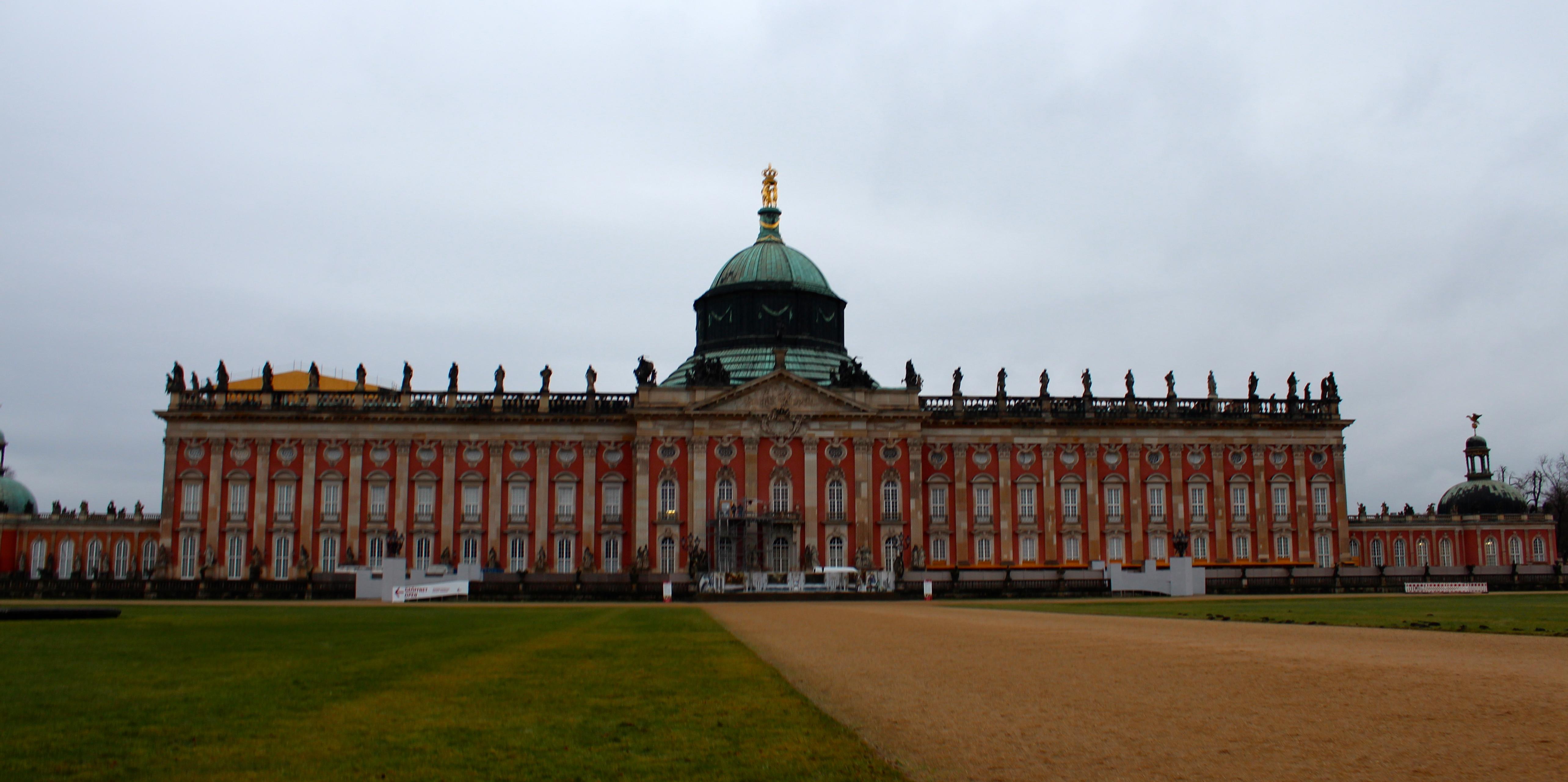 Neues Palais New Palace Potsdam Germany Prussia S Last