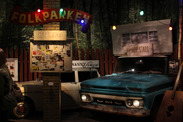 Benny's ol' Hepstars truck